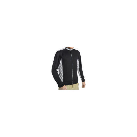 Gents Coolf flo long sleeve jersey - L
