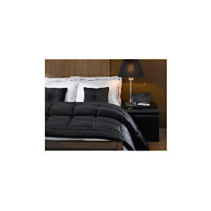 Photo of Hotel 5* Bedspread, Black Bed Linen