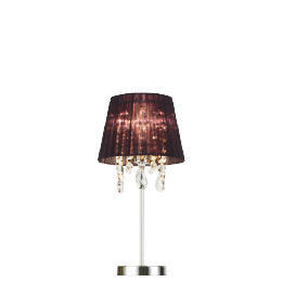Ribbon & Droplet Shade Table Lamp Reviews