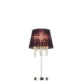 Ribbon & Droplet Shade Table Lamp Reviews