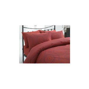 Photo of Tesco New Moroccan King Duvet Set, Red Bed Linen
