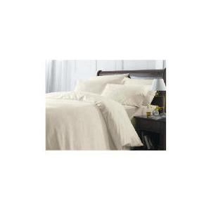 Photo of Finest Cream Floral King Duvet Set Bed Linen