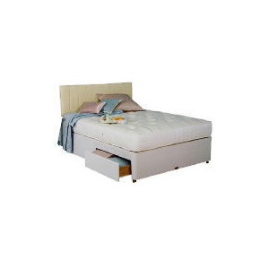 Photo of Rest Assured Celestial Ortho 4 Drawer Divan Set King Bedding