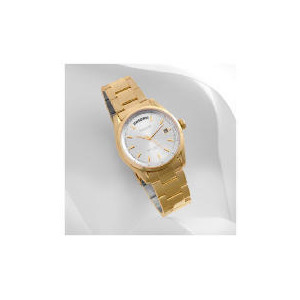 Photo of Accurist Mens Dial Date Gold Strap Bracelet Watches Man