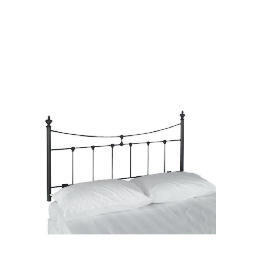 Hadham Double Headboard, Black Reviews