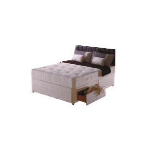Photo of Sealy Posturepedic Ultra Ortho Superior 2 Drawer Divan Set Double Bedding