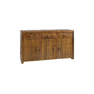Photo of Haveli 3 Door 3 Drawer Sideboard Furniture