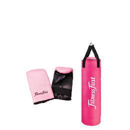 Fitness First  Womens Boxing Set Reviews