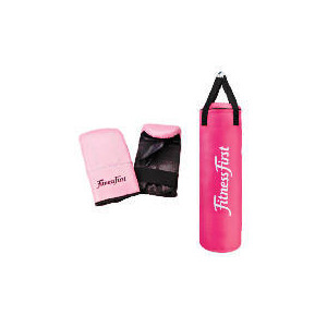 Photo of Fitness First  Womens Boxing Set Sports and Health Equipment