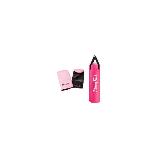 Fitness First  Womens Boxing Set