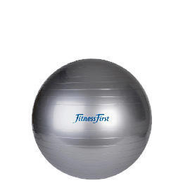 Fitness First  Gym Ball - Silver Reviews