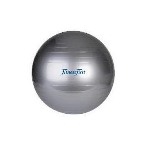 Photo of Fitness First  Gym Ball - Silver Sports and Health Equipment