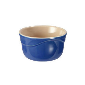 Photo of Le Creuset Curve Stoneware Ramekins - Pack Of 2 - Mediterranean Blue Kitchen Accessory