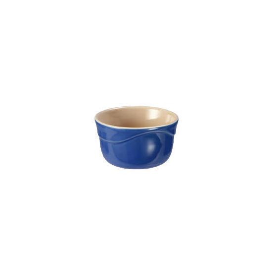 Le Creuset Curve stoneware ramekins - pack of 2 - Mediterranean Blue