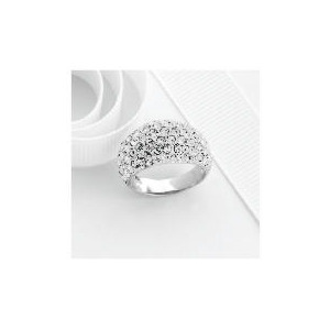 Photo of Adrian Buckley Crystal Ring - Small Jewellery Woman