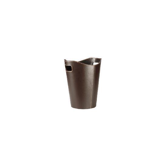Tesco faux leather bin