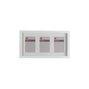 Photo of Tesco Block Frame White 3 Aperture Home Miscellaneou