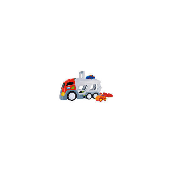 Tesco Chunky Car Transporter