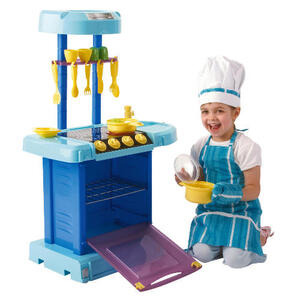 Photo of Tesco Pack Away Talking Kitchen Toy