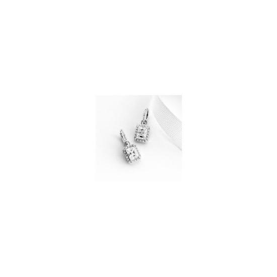 Adrian Buckley Cubic Zirconia Earrings