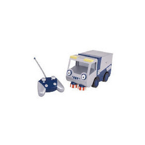 Photo of Bob The Builder Radio Control Bristle Toy