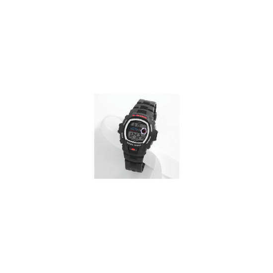 G-Shock black digital