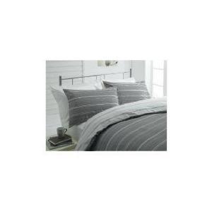 Photo of Tesco Sketch Double Duvet Set, Natural Bed Linen