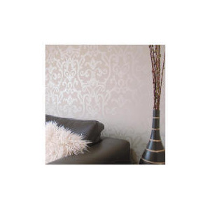 Photo of CREAM ORNAMENTA WALLPAPER Home Miscellaneou
