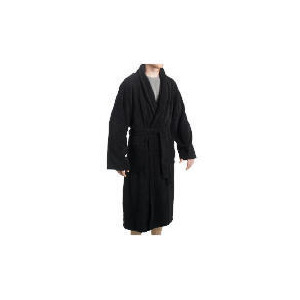 Photo of Hotel 5* Bathrobe Black, Small/ Medium Underwear Man
