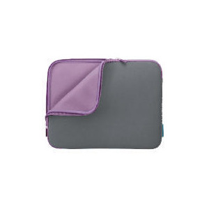 "Photo of Belkin 15.4"" Gray/Lavendar Laptop Skin Laptop Bag"