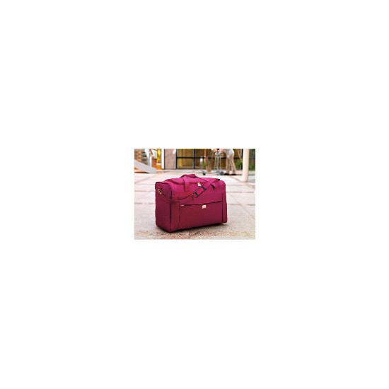 Relic Large Holdall Raspberry