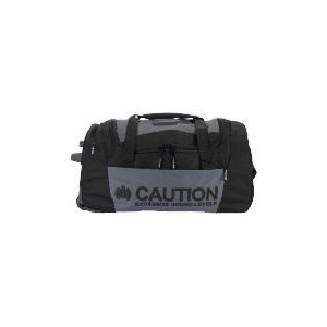 Photo of Ministry Of Sound CAUTION Wheeled Holdall Luggage