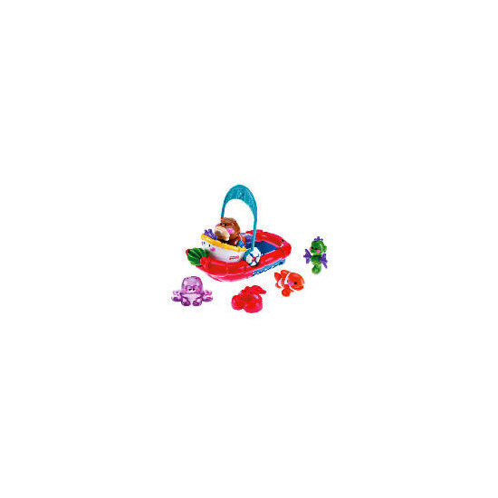 Fisher Price Tub Time Tug Boat