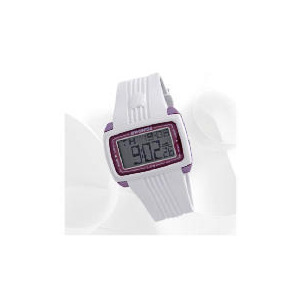 Photo of K Swiss White Digital Watch  Resin Strap Watches Man