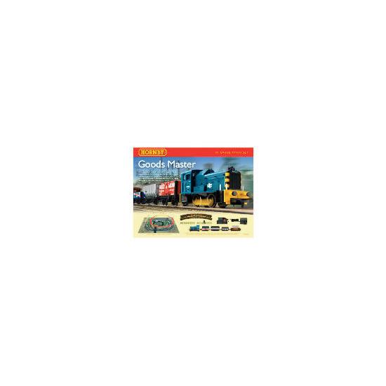 Hornby Goods Master Train Set