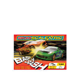 Micro Scalextric Double Bash N Crash Reviews