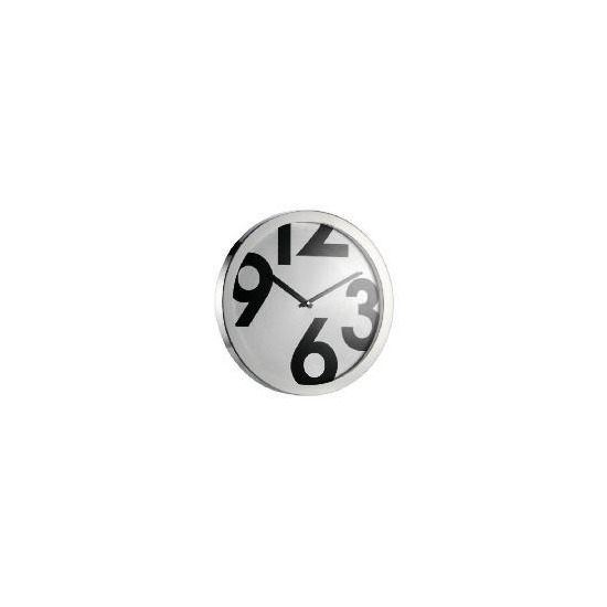 LC Large Numbers Wall Clock