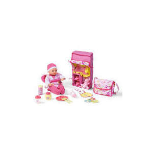 Photo of Together Friends Baby Victoria Wardrobe Set Toy