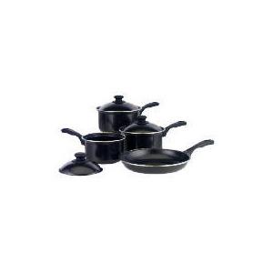 Photo of Tesco Value Non Stick Pan Set 4 Piece Cookware