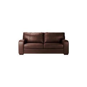 Photo of Memphis Large Leather Sofa, Espresso Furniture