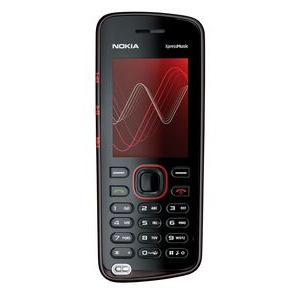 Photo of Nokia 5220 XPRESSMUSIC Mobile Phone