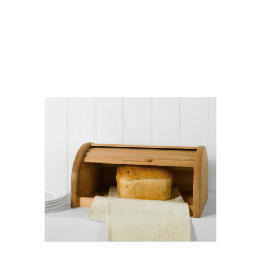 Tesco beech wood bread bin Reviews