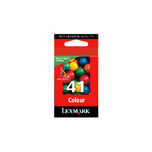 Photo of Lexmark 41 Colour Ink Ink Cartridge
