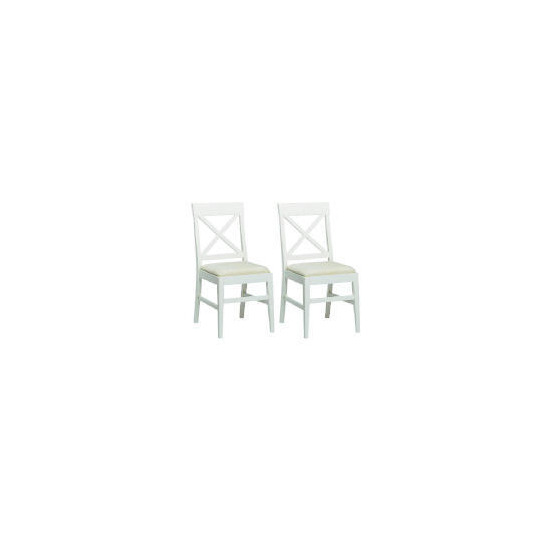 Pair of Connecticut Dining Chairs