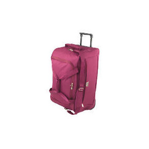 Photo of Relic Wheeled Trolley Holdall Raspberry Luggage
