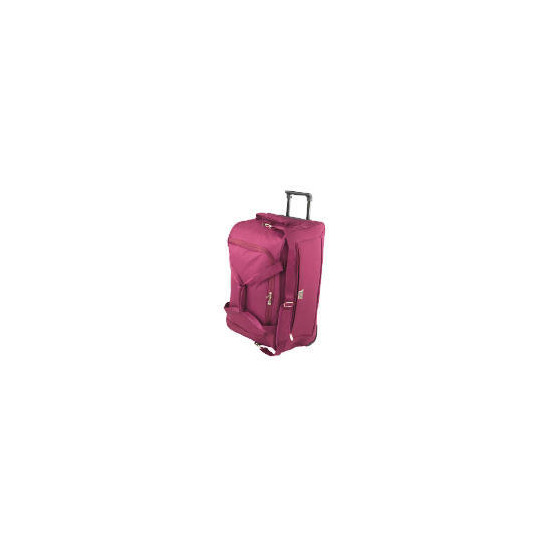Relic Wheeled Trolley holdall Raspberry