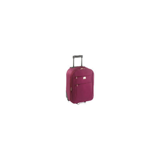 Relic small Trolley Case Raspberry