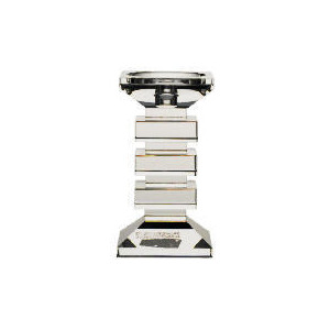 Photo of Tesco Optic Glass Square Pillar Holder 16CM Home Miscellaneou