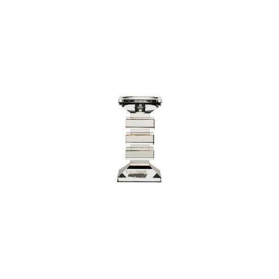 Tesco optic glass square pillar holder 16cm