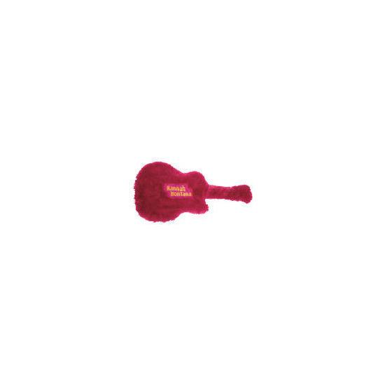 Hannah Montana Guitar Fur Rug